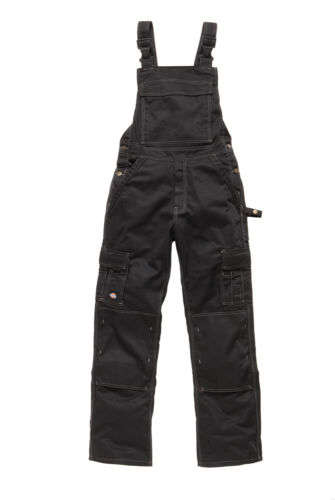 Dickies homme industrie travaux lourds 300 bib /& brace diverses couleurs et taille IN30040