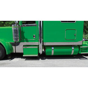 Details about Peterbilt 379 Stainless Steel 6
