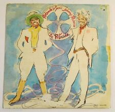 ROLANDO LA'SERIE & JOHNNY PACHECO / DE PELICULA / LP RECORD / NM-