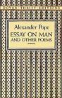 Essay on Man and Other Poems by Alexander Pope (Paperback, 1994)
