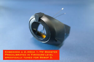 Details about Bebop 2 Booster Hull Mod Kit + SkyController 2 Dual Booster  Mod Kit Bundle Pack