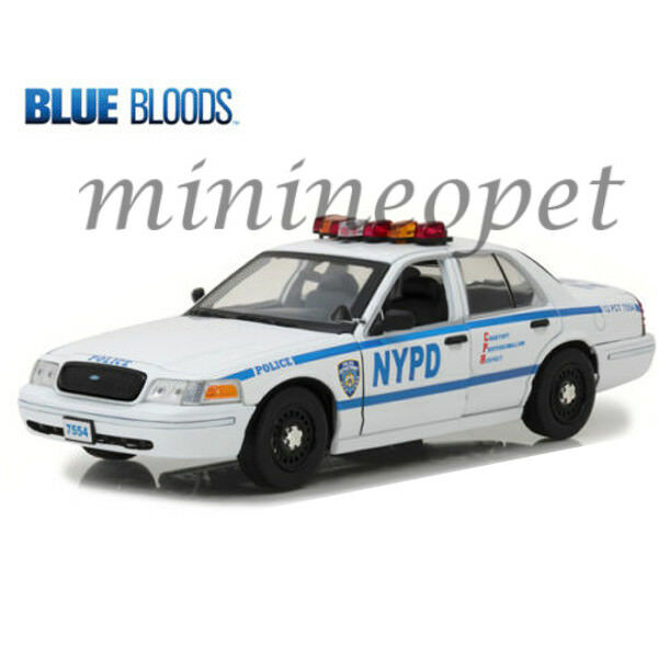 Grünlight 13513 blaublütigen jamie reagans 2001 ford victoria police nypd 1   18.