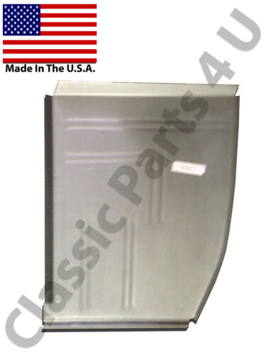 FREE SHIPPING!! Details about  /1954 1955 1956 CADILLAC PASSENGER SIDE FRONT FLOOR PAN NEW