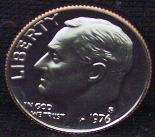 1976-S Proof Roosevelt Dime Deep Cameo!