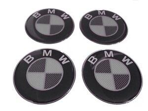 bmw felgen aufkleber nabendeckel nabenkappen silikon logo. Black Bedroom Furniture Sets. Home Design Ideas