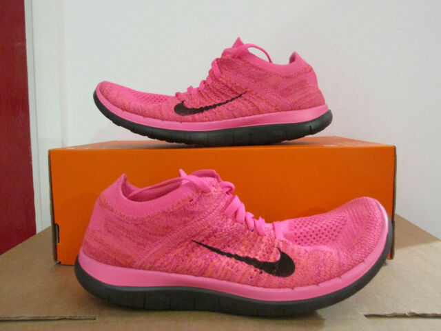 nike womens free 4.0 flyknit running trainers 631050 605 sneakers CLEARANCE