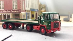 1972-Stobart-Scania-110-Super-ARTIC-CAMION-amp-Bande-annonce-BACHMANN-HORNBY