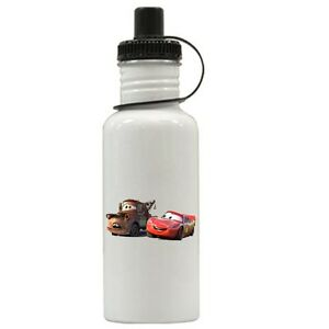 Personalized Custom Cars Water Bottle Gift Add Name