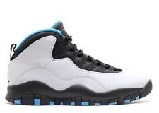 2014 Nike Air Jordan 10 X Retro Powder Blue Size 11.5. 310805-106 1 2 3 4 5 6