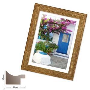 Cadre-bois-034-Crete-034-Cadres-or-antique