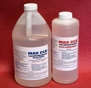 klar epoxy resin