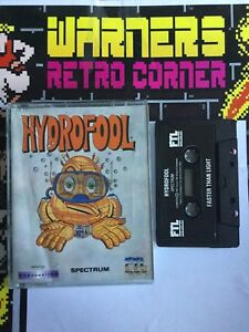 Zx-Spectrum-Sinclair-Hydrofool-Boxed-Cassette-Retro-Game-retrogaming