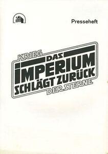 Das-Imperium-schlaegt-zurueck-ORIGINAL-Presseheft-SELTEN
