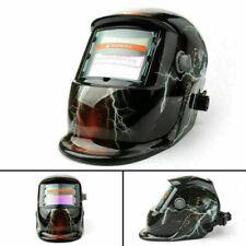 Solar Auto Darkening Welding Helmet Tig Mig Welder Lens Grinding Mask 37 Us