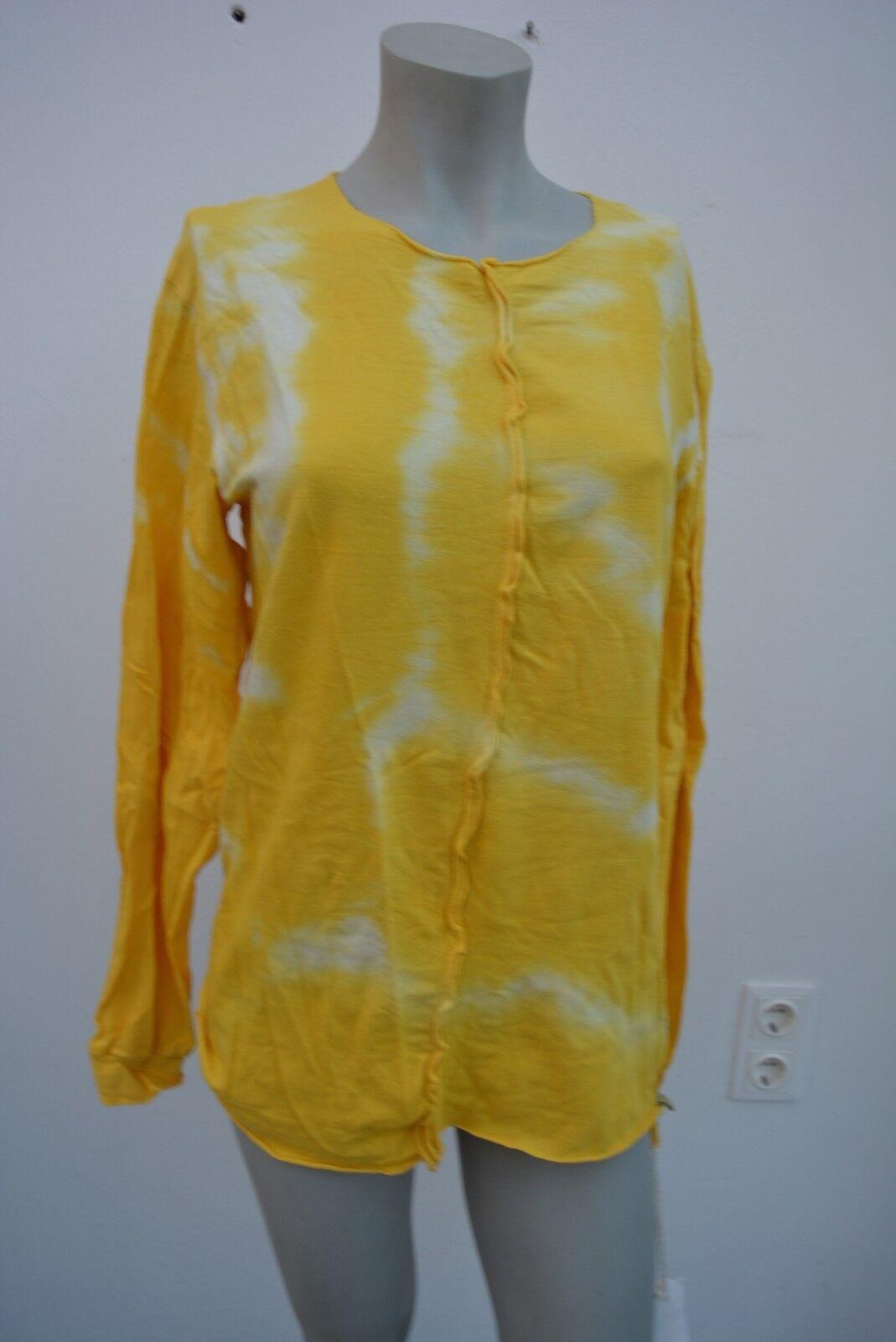 Damen T Shirt Wondrous Das Das Das Werk Vintage Handgemacht Strech gefärbt gelb | Günstigstes  | Qualität  | Reichhaltiges Design  | Haltbarkeit  | Bekannt für seine hervorragende Qualität  ac9b75