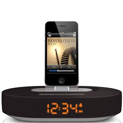Altavoz con reloj sincronizado para ipad/iphone/ipod carga movil Ds1200 Philips