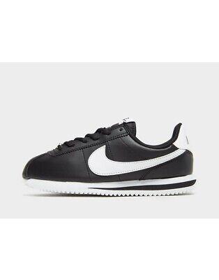 autobiografía liderazgo Antibióticos  Latest Nike Cortez Girls/Women's Trainers (UK 5,6/EU 38,40)Black ...