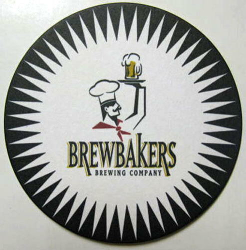 CALIFORNIA Visalia 2000 Mat with BAKER /& MAP BREWBAKERS BREWING Beer COASTER