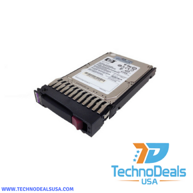 Hp AG556B AG556A 454410-001 Eva M6412 146 Gb,Intern,15000 Rpm,8.9cm Festplatte