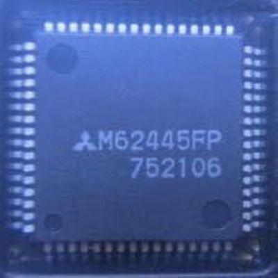MIT M61501FP Quad Flat Package Sound Controller