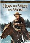 How The West Was Won 0883929322411 With James Arness DVD Region 1