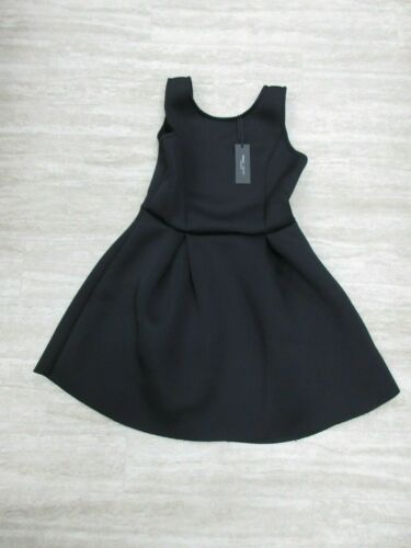 NWT Romeo /& Juliet Couture Sleeveless Back zip closure Dress Size:S
