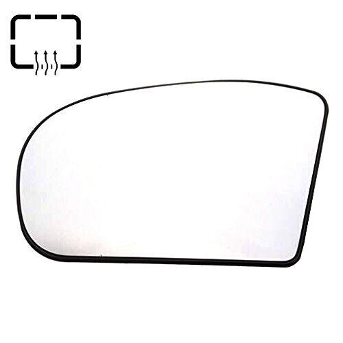 Lato Sinistro Specchietto Riscaldato per Mercedes-Benz C e Classe W203 00-07