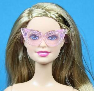Barbie Gold Mirrored Club Master Inspired frames Sunglasses 1//6 scale doll