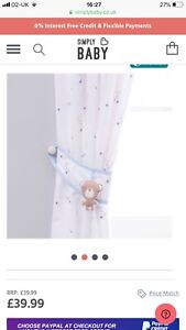 Silvercloud-Little-Star-Baby-Nursery-Curtains-and-Tie-Backs-137-x137cm