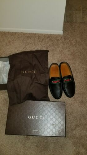 men gucci loafers size 7