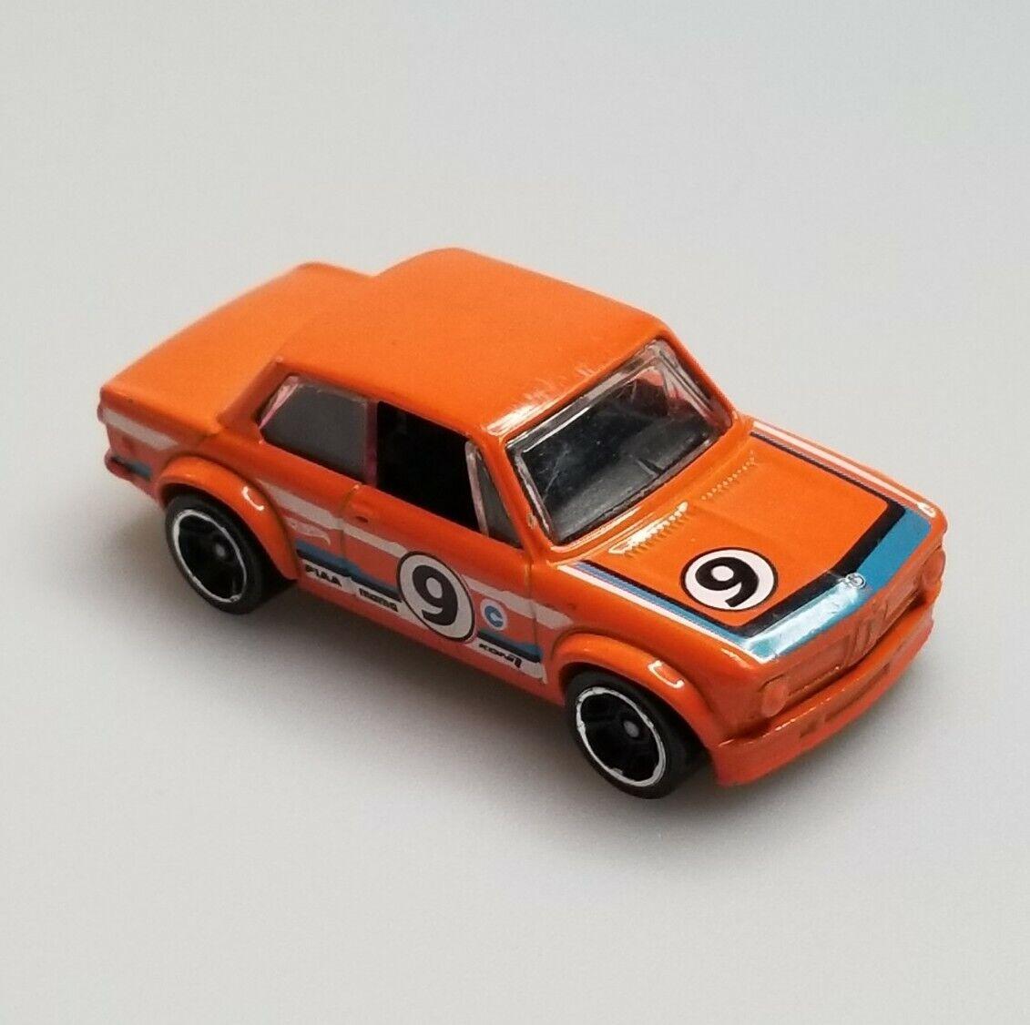 Mattel Hot Wheels Bmw 2002 Orange 2011 Item Rare For Sale Online Ebay