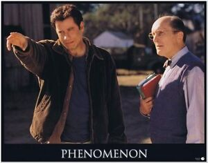 phenomenon travolta