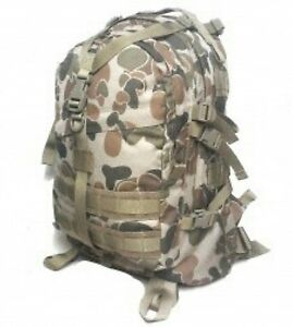 e5559140b339 Image is loading AUSCAM-40L-RECON-MOLLE-BACKPACK-FREE-2L-BLADDER-