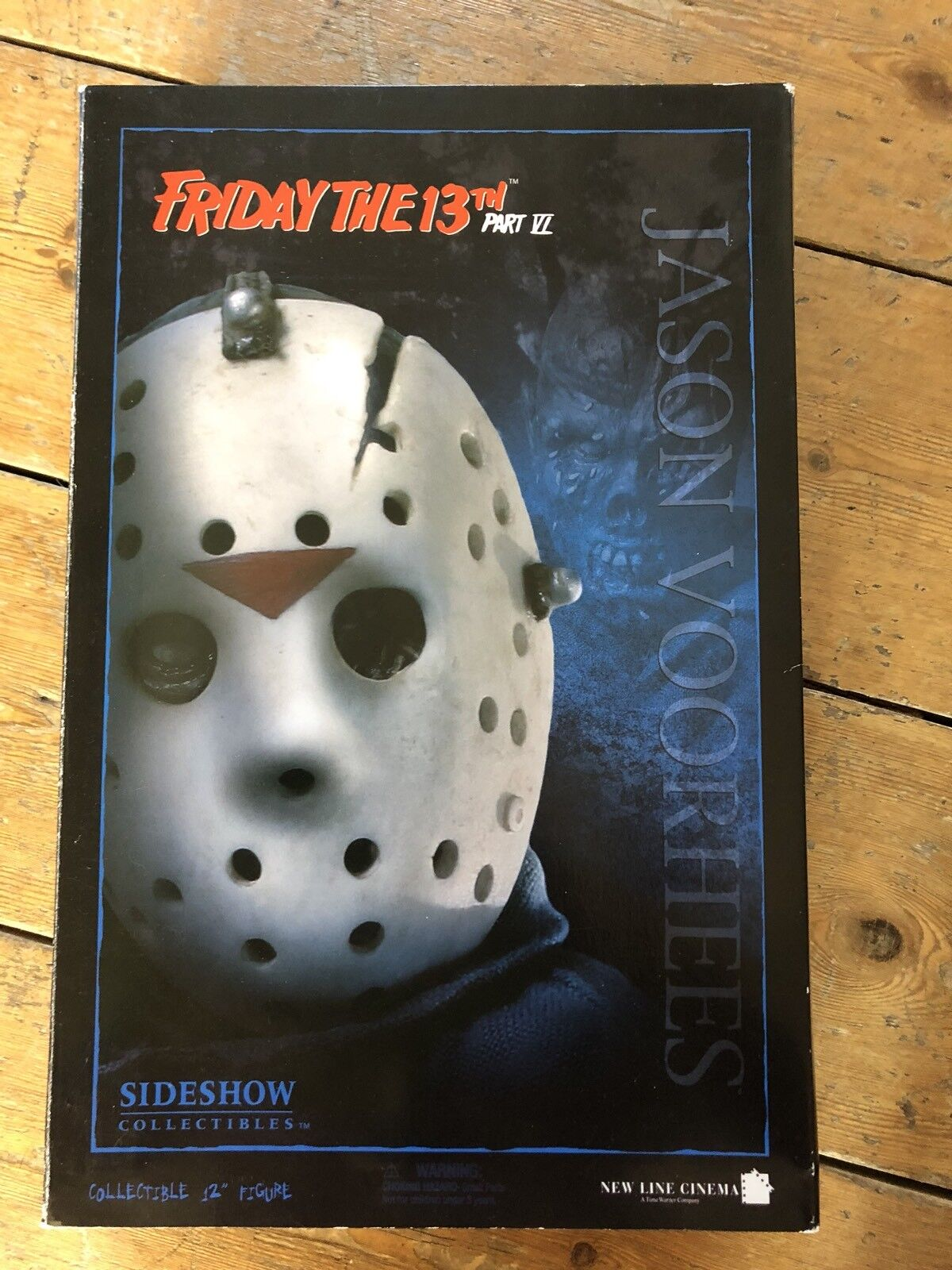 Sideshow Friday The 13 Part VI Jason Voorhees  AFSSC7