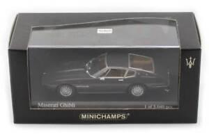 Maserati Ghibli 1969 Brun Métallisé 400123320 1/43 Minichamps