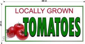 TOMATOES-TOMATO-2-039-X-4-039-VINYL-BANNER-NEW-PRODUCE