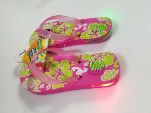 Water Proof Lumi Flops kids sandals Light Up Every Step You Taket