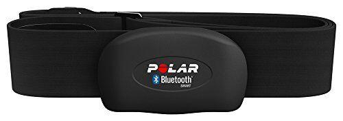 Polar H7 azultooth 4.0 Heart Rate Sensor Set for iPhone 4S 5 - Talla M-XXL, negro