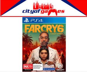 Far Cry 6 (Sony PlayStation 4, 2021)