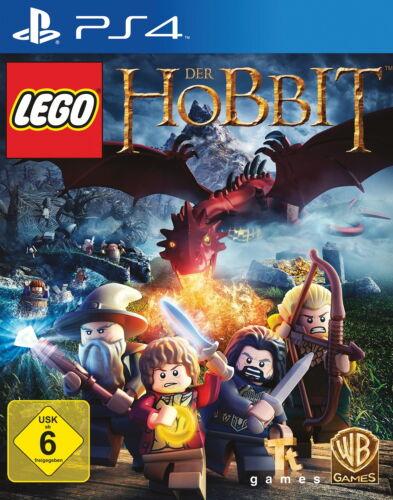 1 von 1 - LEGO Der Hobbit Ps4 (Sony PlayStation 4) Versiegelt NEU OVP