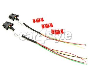 audi a1 8x led r ckleuchten adapter kabelbaum kabel umbau. Black Bedroom Furniture Sets. Home Design Ideas