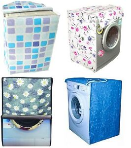 FRONT LOAD WASHING MACHINE COVER 6.5 to 8kg IFB/SAMSUNG/WHIRLP BEST PRICE@ EBAY