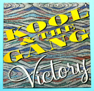 Kool-amp-the-Gang-Victory-12-034-Maxi-Single-Vinyl