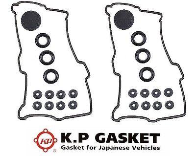 Intake Plenum Made in Japan 2 TOYOTA OEM KP Complete Valve Cover Gasket Set