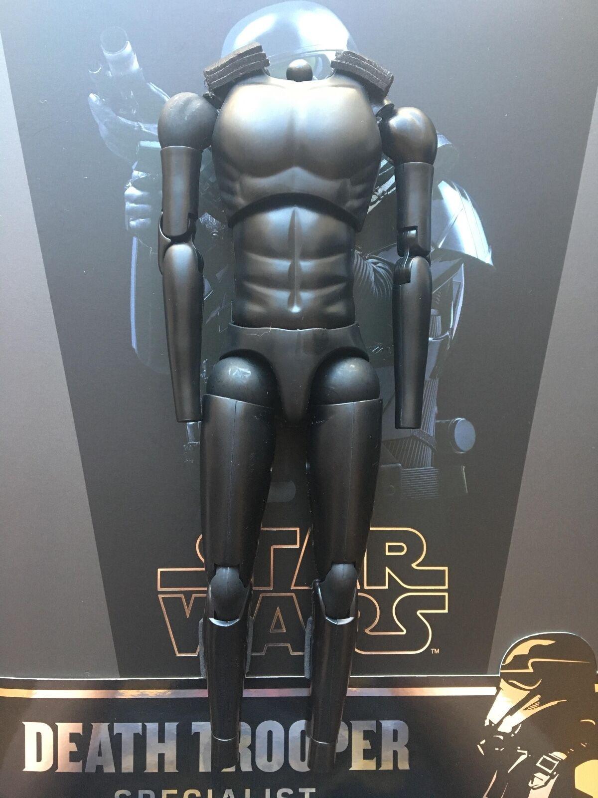 HOT TOYS SW Rogue una morte Trooper specialista 12  nudo corpo Loose SCALA 1 6th