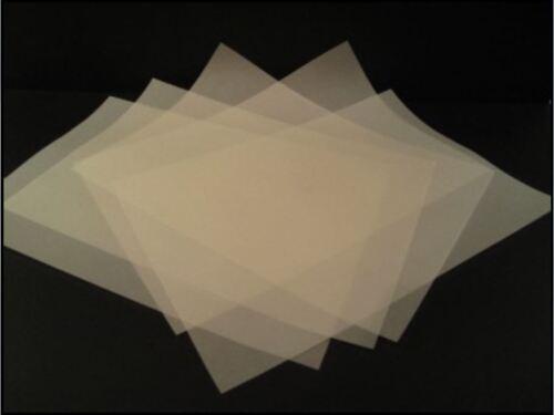 20//40//100//200 A4 Screen Printing translucent Inkjet Film Paper Stencil Design