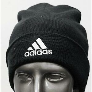 New Adidas Boxing Club Boxing Beanie Knit Hat Skull Cap Flex Winter ... a00895bbbeb