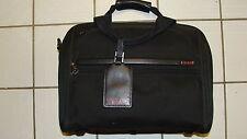 Tumi 22154D4 Alpha Bravo Boarding Tote Travel Bag Carryon Ballistic Black