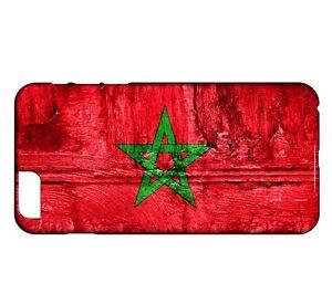 coque iphone 7 drapeau maroc
