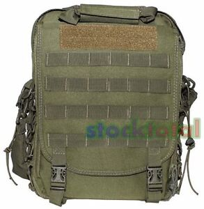 Verde Mochila En Backpack 1 Bolsa Shoulder Cm Molle 30x35x9 2 Hombro edoCBx